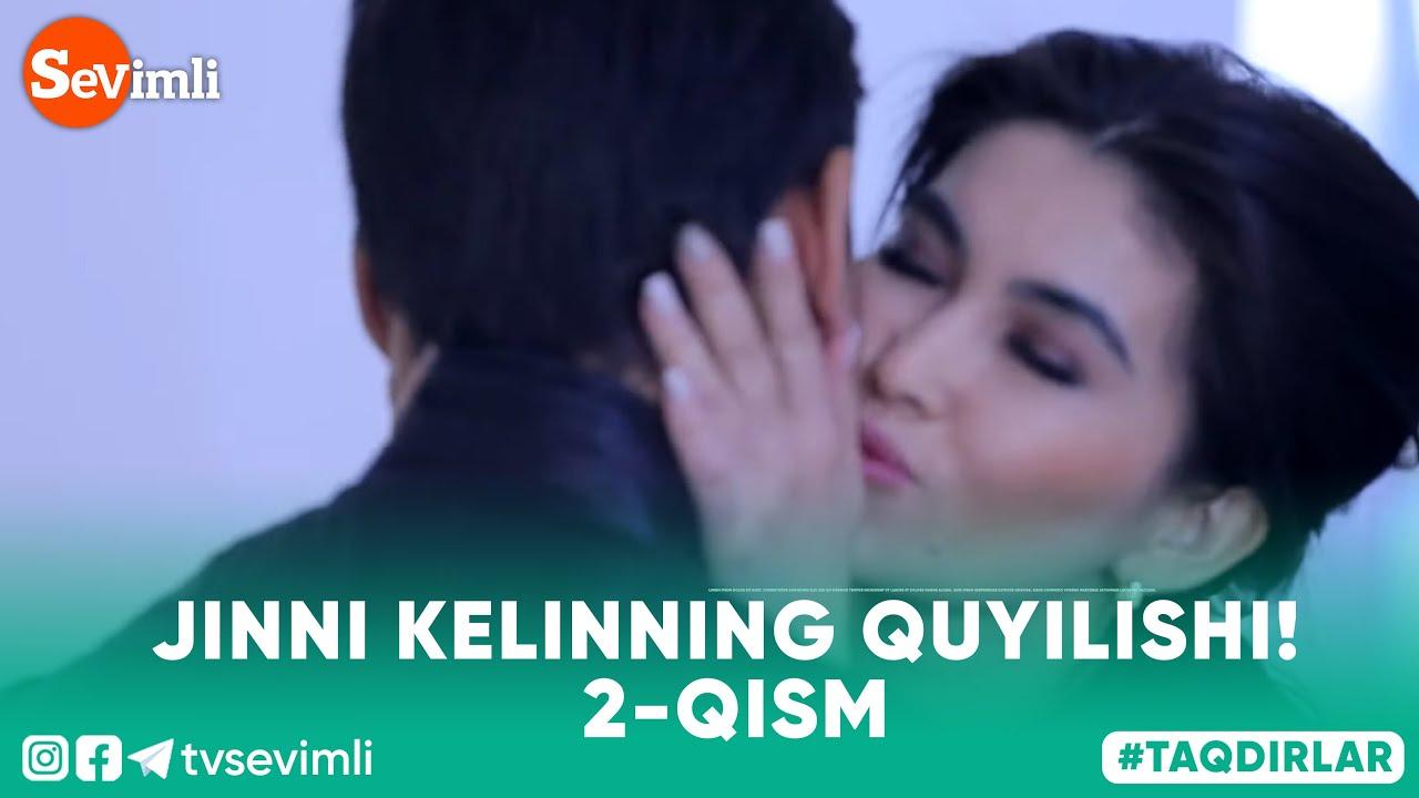 JINNI KELINNING QUYILISHI! 2-QISM MyTub.uz TAS-IX