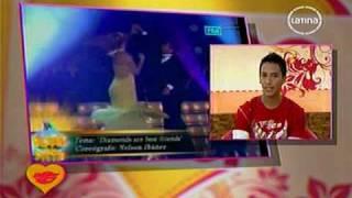 Ex soñador José Luis Campos habla de Delly Madrid y el 2CMDB p1 [de 2] (Amor Amor Amor 10-05-10)