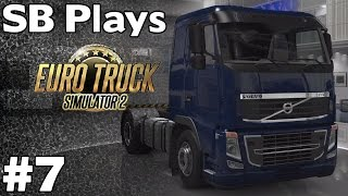 Buying our First Truck - SB Plays Euro Truck Simulator 2 ep7