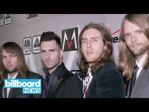 Billboard Confirms Maroon 5 to Perform at Super Bowl Halftime Show | Billboard News Mp3