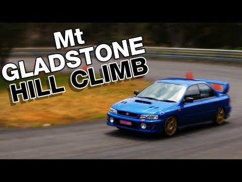 Mt Gladstone Hill Climb Cooma