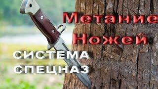 """Вадим Старов Метание Ножей """"Система Спецназ"""""""