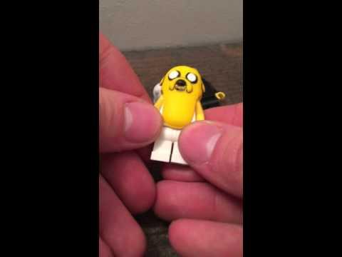 Finn & Jake Lego Custom