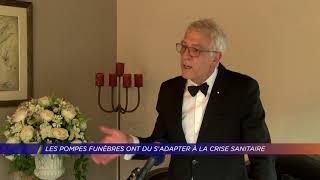 Yvelines | Les pompes funèbres ont dû s'adapter à la crise sanitaire