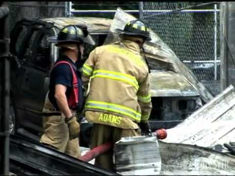 Forysth County Fire Department - YouTube