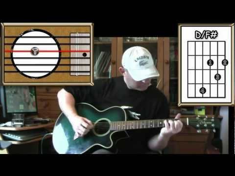 I Don't Want To Put A Hold On You - Bernie Flint - Acoustic Guitar Lesson