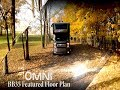 2019 Omni™ BB35 Class Super C Motorhome Featured Floor Plan From Thor Motor Coach