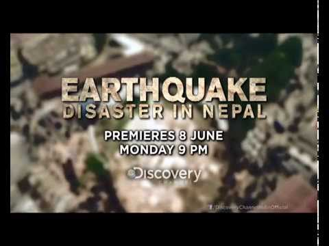Earthquake Disaster in Nepal