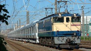 小田急5000形5054F J-TREC出場(甲種輸送)