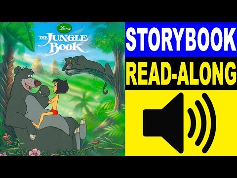 The Jungle Book Read Along Storybook, Read Aloud Story Books, Books Stories, Bedtime Stories