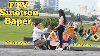 JOMBLO WAJIB TONTON!!!   FTV SINETRON BAPER  di tempat umum