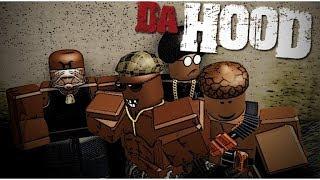 Roblox Da hood Drum gun spawn