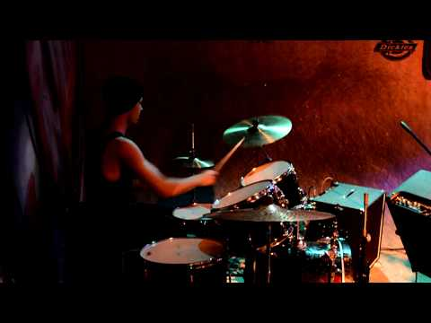 Roadpie - One more letter (Live Drumcam)