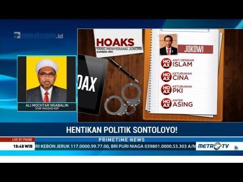 Ngabalin : Ini Politikus Sontoloyo yang Dimaksud Jokowi Mp3