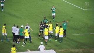 Goiás goleia Boa Esporte em noite de belos gols no Serra Dourada