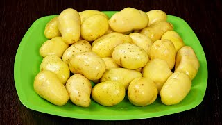 After these 5 RECIPES you will ask for a SECOND HELPING! How to cook new POTATOES / ENG.SUB