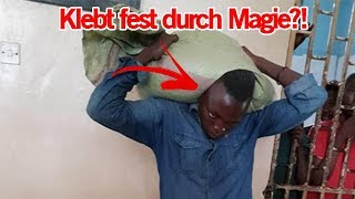 Schwarze Magie stoppt Dieb in Tansania (Beute klebt am Kopf fest?)    MythenAkte