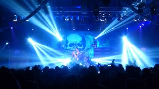 My Dying Time - Black Label Society - Toronto January 8 2015