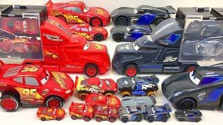 Disney Cars 3 Toys Lightning McQueen vs Jackson Storm