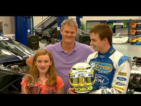 What a Life! Mark Winterbottom and V8 Supercars