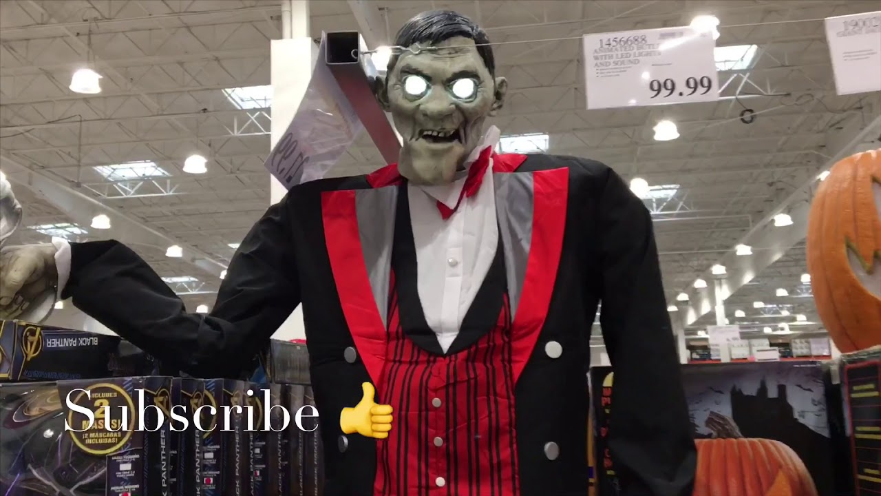 Costco Halloween Home Decorations Lowes