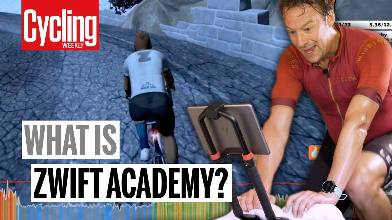 What is Zwift Academy? | Cycling Weekly - Dailytube
