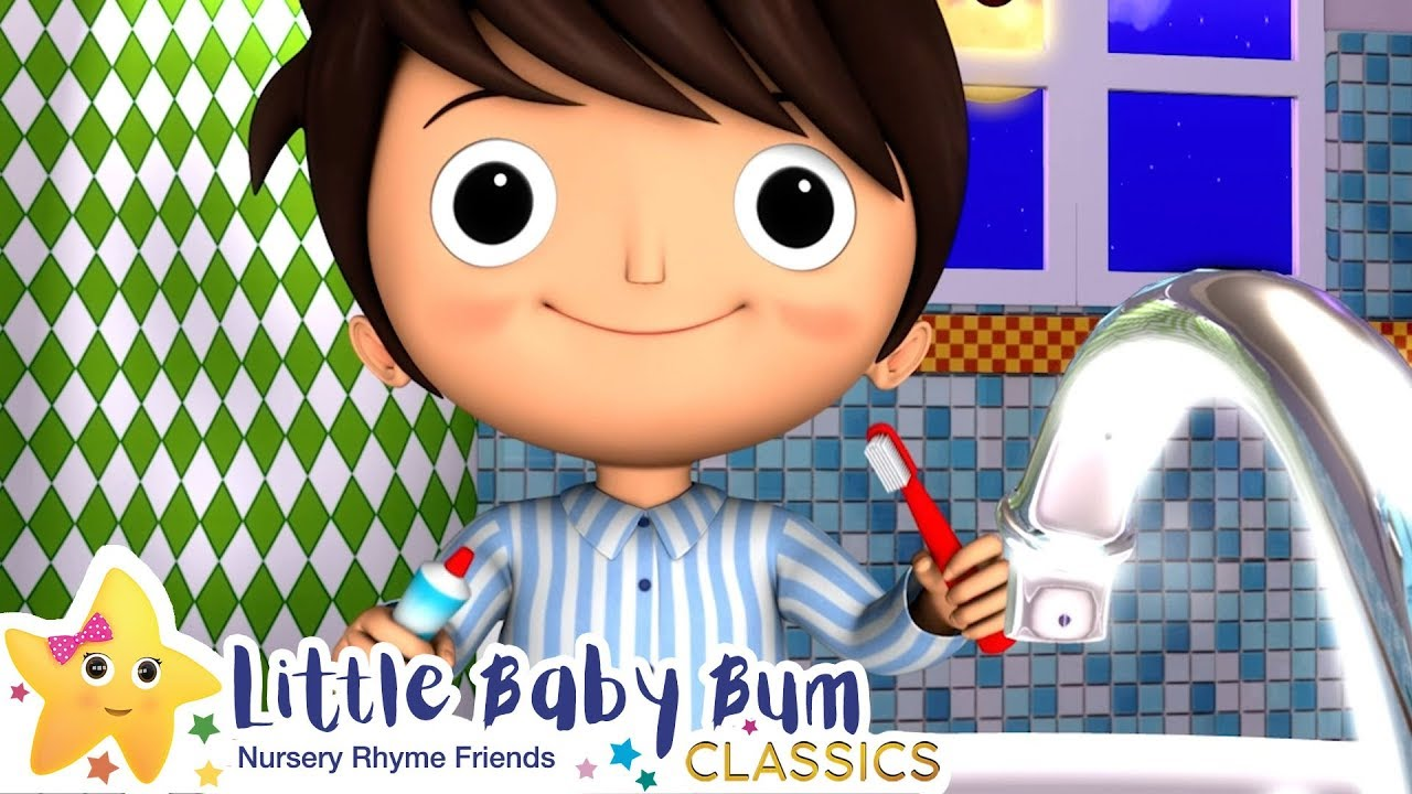 Brush Your Teeth Song + More Nursery Rhymes & Kids Songs - Little Baby Bum | Daily Routines