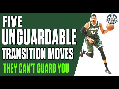 5 UNGUARDABLE Transition Moves!