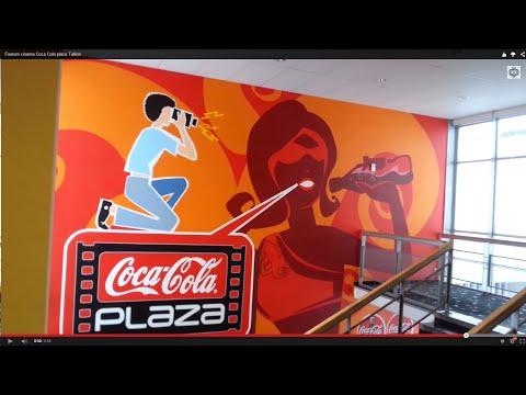 Foorum cinema Coca Cola plaza Tallinn