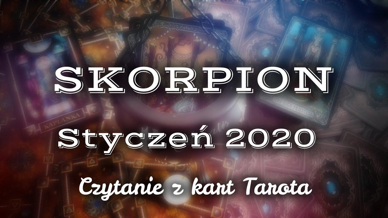 skorpion horoskop 2020