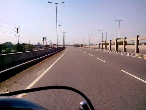 NH 2 Kanpur city bypass bridge 23 km one of the longest in Asia
