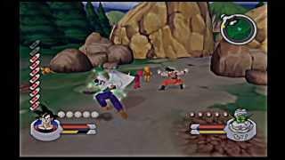 Dragon Ball Z Sagas CO-OP Episode 1 (No Commentary)