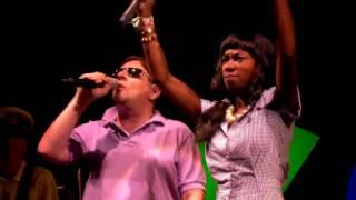 Gorillaz Live at Glastonbury (HD) - DARE