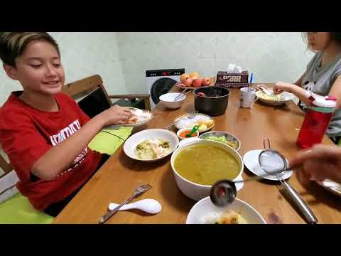 Resep Soto Daging. Masakan Harian Keluarga.