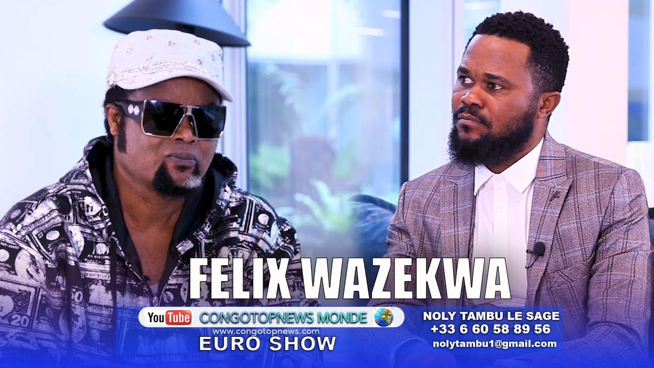 Download FÉLIX WAZEKWA prêt à Collaborer avec KOFFI OLOMIDE mais à une Condition… et Parle aux POLITICIENS