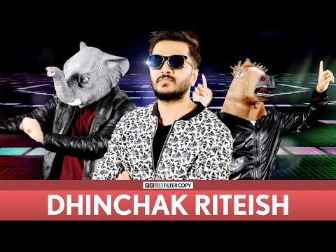FilterCopy | Dhinchak Riteish (Feat. Riteish Deshmukh) | A Spoof of Dhinchak Pooja's Selfie