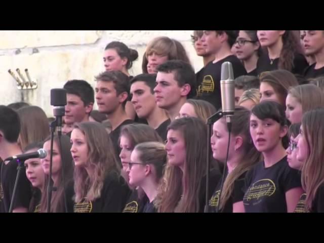 TENDANCE GOSPEL 2014 - Chanson 1 & 2