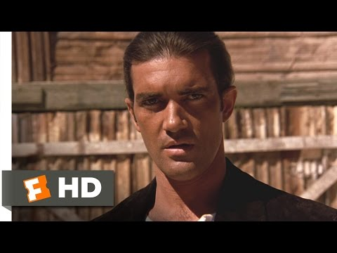 Desperado (6/8) Movie CLIP - Let's Play (1995) HD