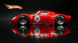 HOT WHEELS CUSTOM FERRARI 250 LM