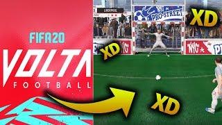 FIFA 20 VOLTA - Co te EA odp... XD