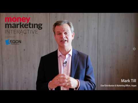 Money Marketing Interactive 2017 interview with headline sponsor Aegon