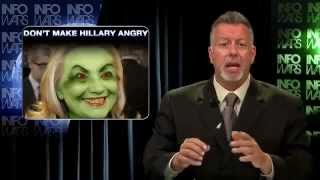 You DONT want to MESS with HILLARY CLINTON - The many FACES of CRAZY HILLARY