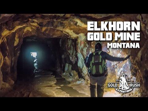 Historic Elkhorn Gold Mine - Montana - 2016