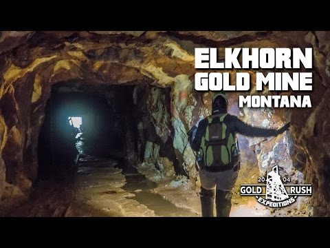 Historic Elkhorn Gold Mine - Montana - 2016