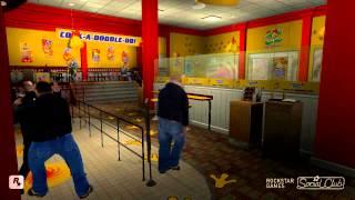 GTA 4 Аварии,Трюки и Приколы! (Stunts, Crashes and Fun) №21