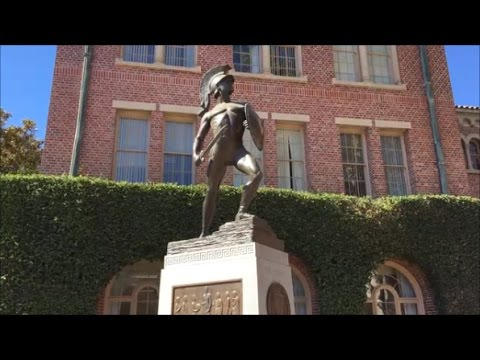 University of Southern California (USC) Campus Tour