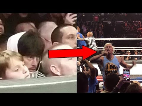 Why Did Enzo Amore Appear At WWE Survivor Series?