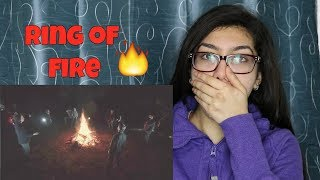 Home Free - Ring of Fire (featuring Avi Kaplan of Pentatonix) [Johnny Cash Cover] | REACTION