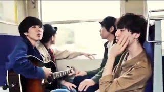 The Folkees (フォーキーズ)「抱きしめ合えたら」 MV thumbnail