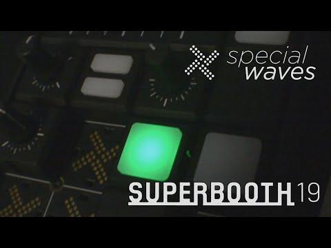 Special Waves - модульные контроллеры (Superbooth19)